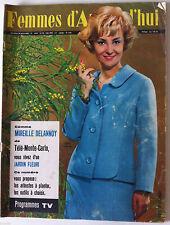 ?Femmes d'Aujourd'hui N°1033 du 18/02/1965; Mireille Delannoy/ Marie L. Monnet