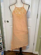NEW WITH TAG Women's ONEILL Orange Dress  Size 5 Surf Beach
