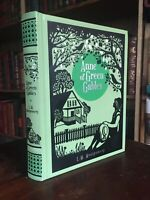 Anne Of Green Gables By L M Montgomery Classic Leather Bound Edition B&N