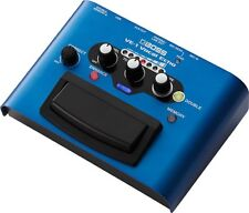 BOSS VE-1 Vocal Echo Reverb Doubling Enhance Pitch Correct Effect NEW FREE EMS