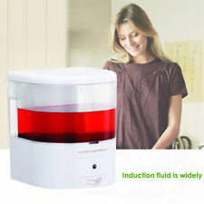 600ml Wall Mount Hands Free Automatic IR Sensor Touchless Soap Liquid Dispenser