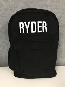 Personalised Embroidered Name Backpack
