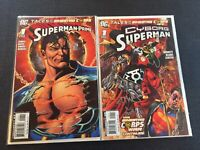 Superman Tales Of Sinestro Corps #1 Signed DC Comics Combine Shipping