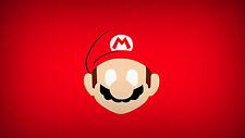 Nintendo Nes Snes N64 Gamecube SUPER MARIO BROS Fridge Magnet Game Decor #11