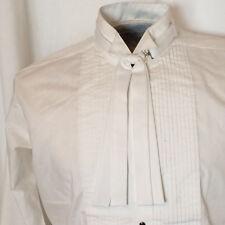 Men's Western White Double Panel Doc Holliday Tie