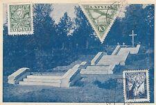 D.  Ansichtskarte Lettland   Mazsalacas  1937