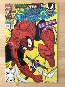 Amazing Spider-Man # 345 NM 9.4 2nd Cletus Kasady