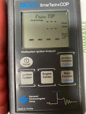 New listing Gtc Ta500 Smartach+Cop Multisystem Ignition Analyzer