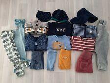 Bekleidungspaket Baby Jungen, Größe 62 bis 68, 16 Teile, versch. Marken