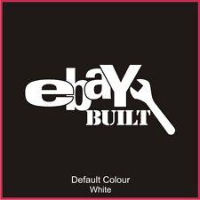 EBay ha costruito Decalcomania, Vinile, Adesivo, grafica, auto, da Corsa, Stack, divertente, N2076