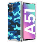 For [Samsung Galaxy A51 /A51 4G], Fitted Case, Slim Clear TPU Flexible -5