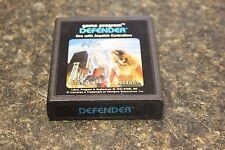 DEFENDER (ATARI 2600,1981) 108124-3 [BOX 2] AAA-6 #189