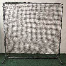 Square-Screen Safety Net-Fielder Protection Screen