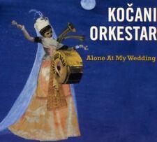 Kocani Orkestar - Alone at My Wedding [CD]