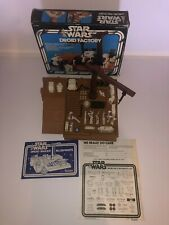 Vintage Star Wars Droid Factory Playset with Box - Kenner