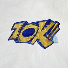 Batman Adam West TV Serie Batsign ZOK Embroidered Patch 1966 Robin Joker Fight