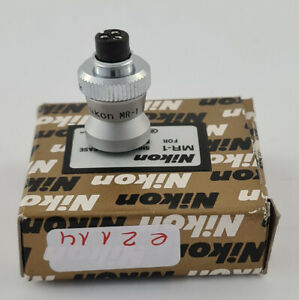 NIKON MR-1 Auslöser Shutter Release for für MD-2 Motor Japan Neu New 2114/21