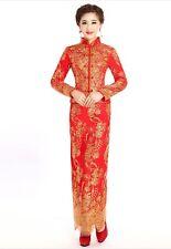 Chinese wedding dress QiPao Kwa Cheongsam 16b - latest fashion Many Sizes Availa