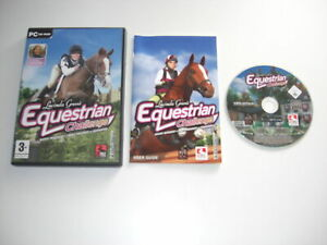 Lucinda Green's EQUESTRIAN Challenge Pc Cd Rom FAST SECURE POST