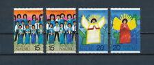 Nauru 146-9 MNH, Christmas 1976
