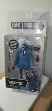 "NECA TEAM FORTRESS 2 SERIES 3.5 BLU THE SPY 7"" inch ACTION FIGURE 2018"