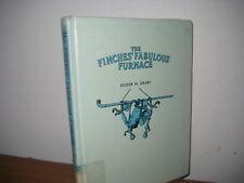 Finches Fabulous Furnace/ Roger Drury/  hardback/ 1971/ Blegvad