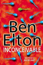 Very Good, Inconceivable, Elton, Ben, Book