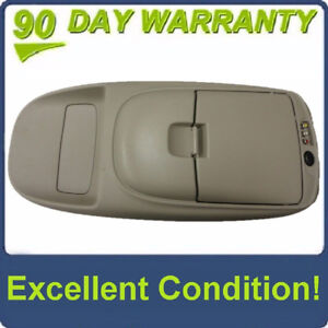 GMC CHEVY OEM Overhead DVD Rear Entertainment System LCD Screen Monitor ONLY