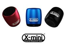 NEW X Mini CLICK iPod/MP3 Portable Bluetooth Speaker (Xmini) with Shutter Remote