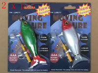 Mouse Realistic Swim Action Rat Swimbait Fishing Lure by Short Fuse Lures