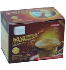 Slimming Instant Coffee ,15 Sachets Diet Drinking Lose Weight Naturally