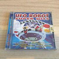 Vari _ Ufo Robot Super Hits Cartoons _ CD Album _ 1997 Dig It Italy RARO