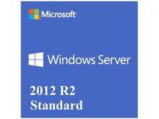 Windows Server 2012 / 2016 / 2019 Standard 64bit Genuine Activation License