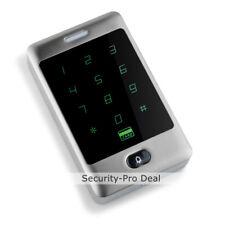 USA Waterproof Touch 125KHZ RFID Card+Password Door Access Control Keypad Metal