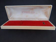 Steelco  Watch Box Vintage 1960's