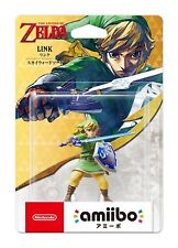 Amiibo Nintendo 3ds Link Skyward Sword The Legend of Zelda Series