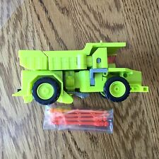 PROTOTYPE Transformers G2 Dirt Bag - Engineering Pilot