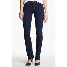 J BRAND || Scarlett Cigarette Straight Leg Dark Wash Ink Blue Jeans Size-29