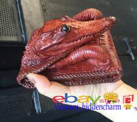Genuine Double Sides Crocodile Billfold - the WHOLE Crocodile Skin Wallets