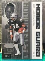 BO JACKSON RAIDERS 2001 FLEER HOT PROSPECTS HONOR GUARD INSERT SP HOT! HOT! HOT!