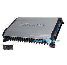 HIFONICS BRUTUS BRX1400.1D 1400W MONOBLOCK CLASS D 1 CHANNEL CAR AUDIO AMPLIFIER