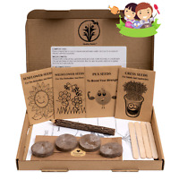 Grow Your Own Kit Kids Activity Set Art and Craft  by HEALTHY FAMILY