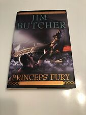Princeps' Fury (Codex Alera, Book 5) by Butcher, Jim