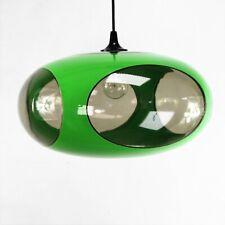 Alte 70er Jahre Ufo Lampe grün Design LUIGI COLANI