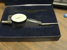 Federal Testmaster 0001 Indicator Case Used Nice Toolmaker Cnc Machinist