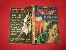 SPETTRUS NUMERO 33 LA MORSA DI FUOCO OTTOBRE 1966 EDIZIONI CERVINIA