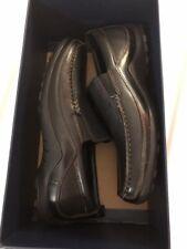 New Mens Cole Haan Tucker Venetian Leather Black Loafers Size 8M Reg. $150