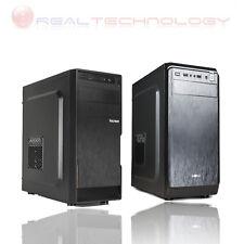 CASE PER PC ATX CON ALIMENTATORE 450W 12 CM 20/24 PIN MICRO ATX CABINET