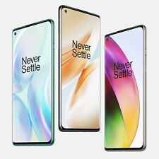 """OnePlus 8 128GB 256GB Android 5G AT&T T-Mobile Smartphone 6.55"""" Dual SIM"""
