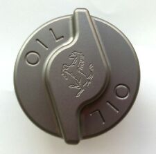 Ferrari Factory Calif. Titanium Oil Cap #70001457 Algar Ferrari On Clearance !!!